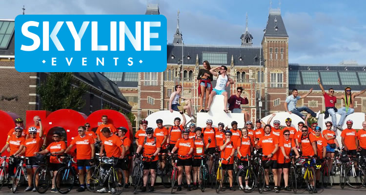 2020 London to Amsterdam Cycle Challenge