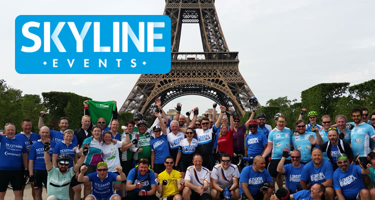 London to Paris Cycle Challenge 2020
