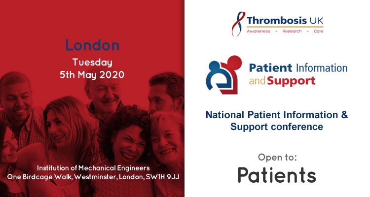 National Patient Information & Support conference