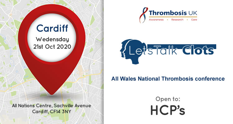 All Wales National Thrombosis conference