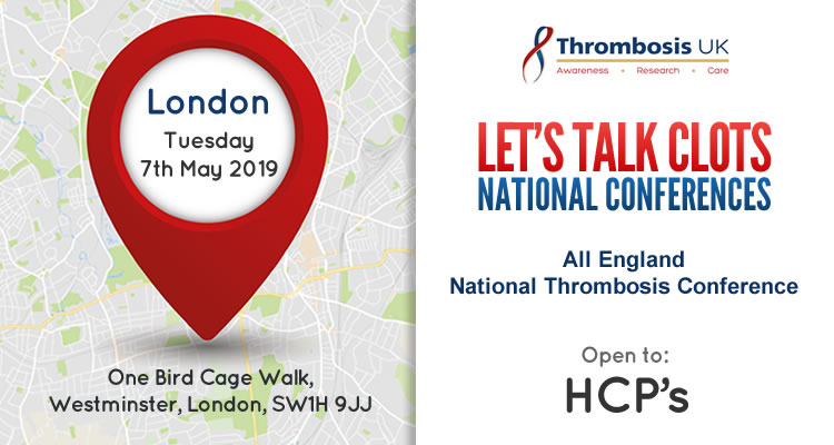 All England National Thrombosis Conference