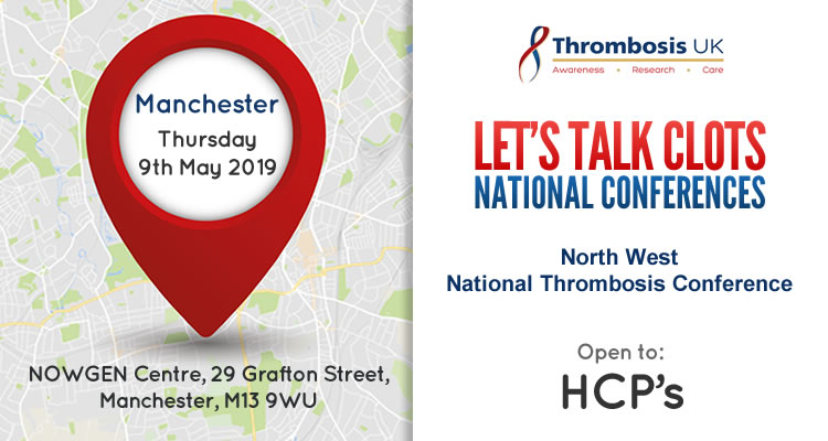 North West National Thrombosis Conference