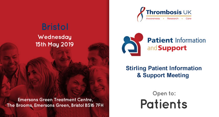 Bristol Patient Information & Support Meeting