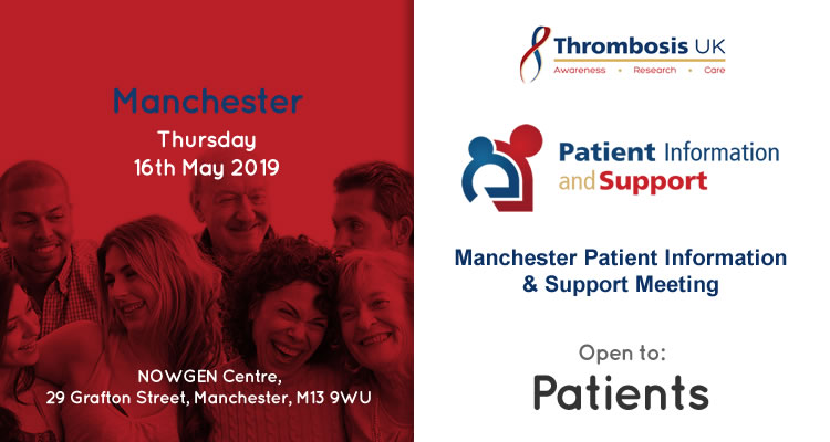 Manchester Patient Information & Support Meeting