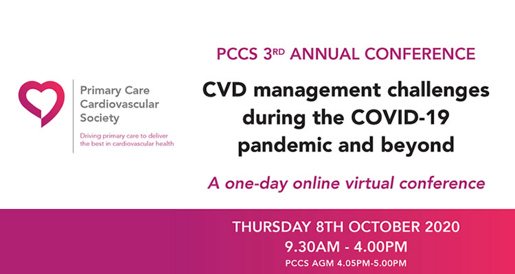 PCCS 3rd Annual Conference – Virtual