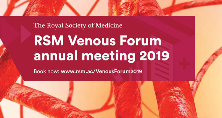 The RSM Venous Forum Annual meeting 2019