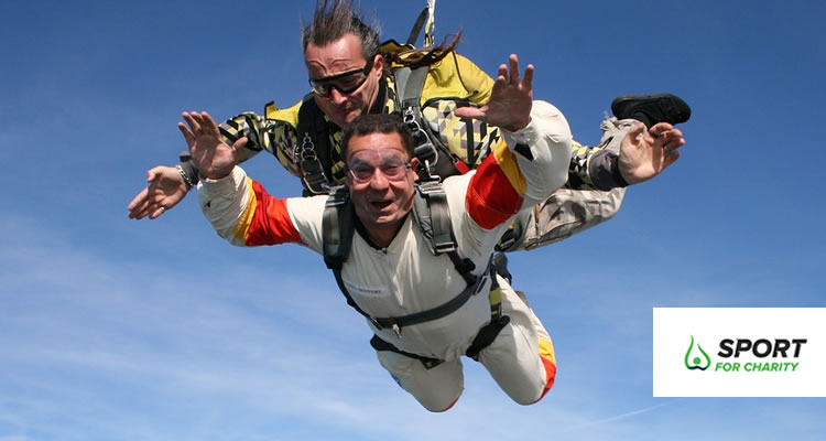 Looking to skydive & fundraise?