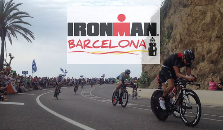 Chris Pierce's Barcelona Ironman fundraising