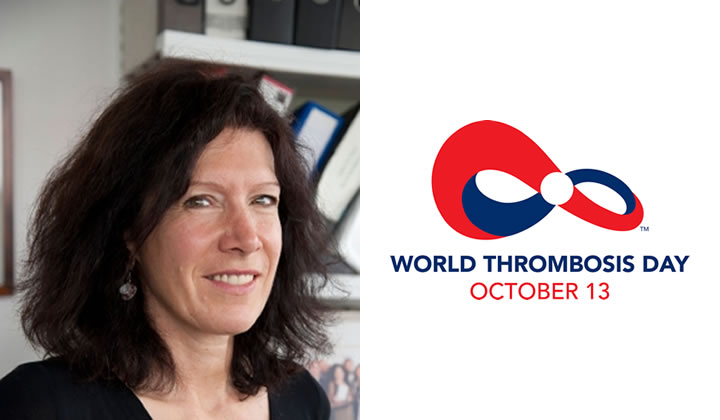 Prof Beverley Hunt, appointed as Chair of World Thrombosis Day Steering Committee