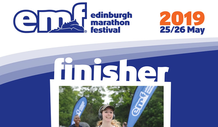 Congratulations to Hayley Watson for completing the EMF Half-Marathon
