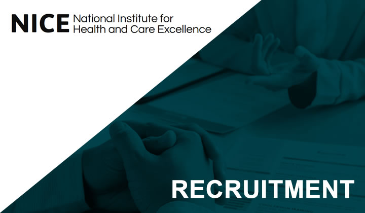 National Institute for Health and Care Excellence (NICE) is seeking to recruit 5 standing members for the Indicators Committee