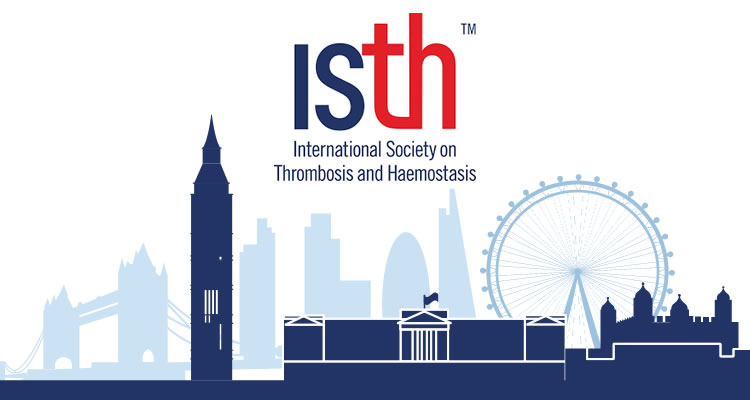 2022 International Society of Thrombosis & Haematosis congress will be held in London