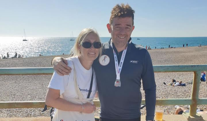 London to Brighton Cycle Ride 2019 - Blood Clot Awareness