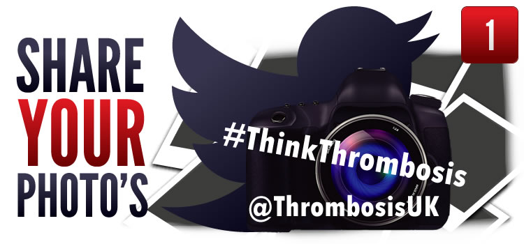 National Thrombosis Week | Share Photos