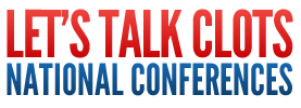 Thrombosis UK: Let's Talk Clots - National Conferences