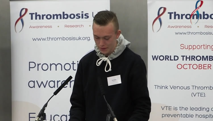Thrombosis UK Video | Patient Story Karl Tiffen